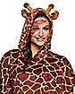 Adult Giraffe Poncho