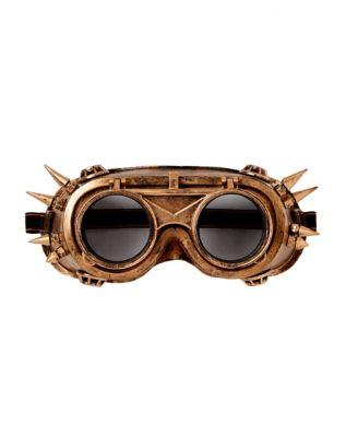 Retro Sunglasses | Vintage Glasses | New Vintage Eyeglasses Flip Steampunk Goggles by Spirit Halloween $16.99 AT vintagedancer.com