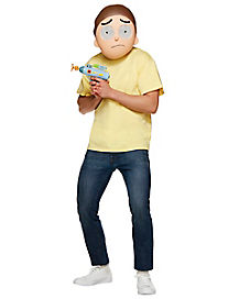 Adult Morty Costume - Rick and Morty