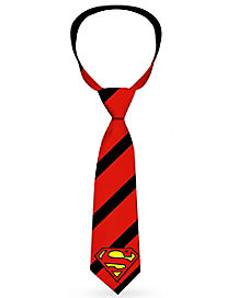 Clark Kent Superman Tie - DC Comics