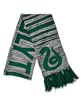 Slytherin Scarf - Harry Potter