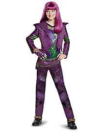 Kids Mal Costume Deluxe - Descendants 2