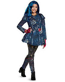 Kids Evie Costume Deluxe - Descendants 2
