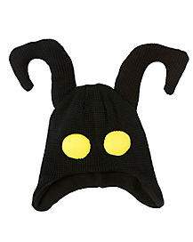 Knit Heartless Laplander Hat - Kingdom Hearts