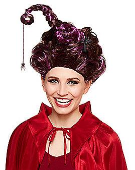 Mary Sanderson Hair Clips - Hocus Pocus