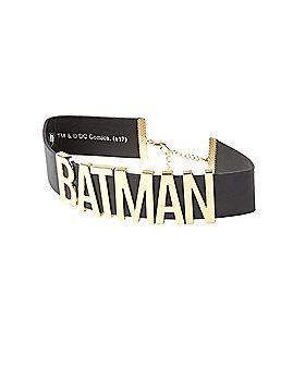 Batman Letter Choker - DC Comics