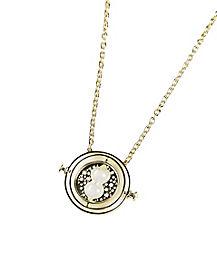 Time Turner Necklace - Harry Potter