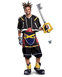 Adult Sora Costume Deluxe - Kingdom Hearts