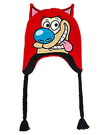 Stimpy Hat - The Ren and Stimpy Show