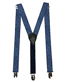 Denim Minion Suspenders - Despicable Me