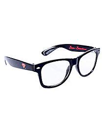 Supergirl Glasses - DC Comics
