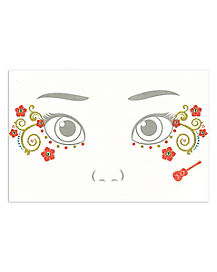 Kids Elena Face Decal - Disney