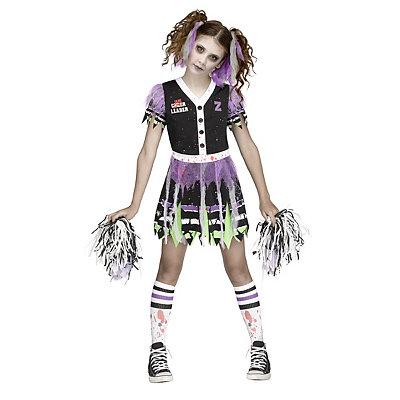 Kids Zombie Fear Leader Costume