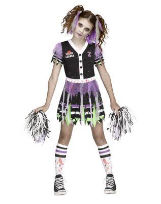 Kids Zombie Fear Leader Costume  sc 1 st  Creative Costume Ideas & Zombie Cheerleader Halloween Costumes - Creative Costume Ideas