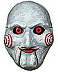 Billy Puppet Half Mask - Saw