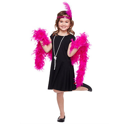 Vintage Style Children's Clothing: Girls, Boys, Baby, Toddler Kids Flapper Kit $12.99 AT vintagedancer.com