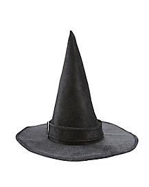 Basic Black Witch Hat