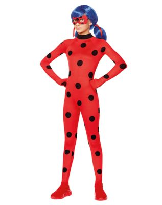 kids ladybug costume miraculous tales of ladybug cat noir - Halloween Express Kennesaw