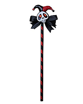 Twisted Jester Wand