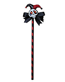 Twisted Jester Wand