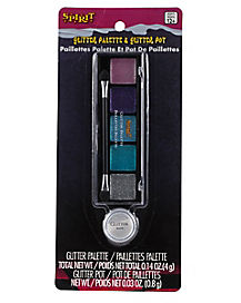 Glitter Makeup Palette