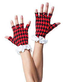 Kids Jester Gloves