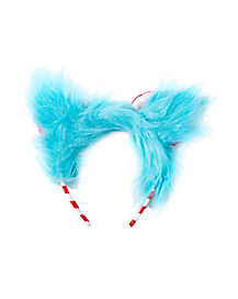 Kids Faux Fur Thing Headband - Dr. Seuss