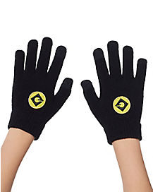 Gru Symbol Gloves - Despicable Me