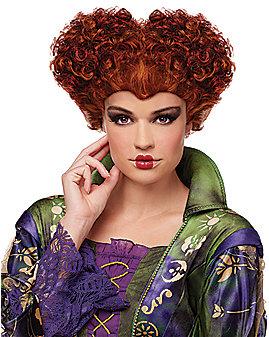 Winifred Sanderson Wig Deluxe - Hocus Pocus