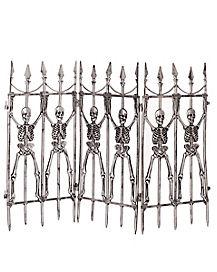 Skeleton Fence