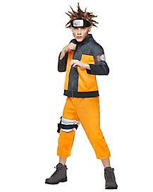 Kids Naruto Costume - Naruto