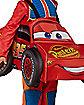 Toddler Lightning McQueen 3D Car Ride-Along Costume - Cars