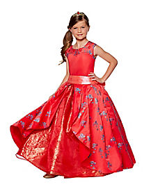 Kids Elena Costume The Signature Collection Collection - Disney