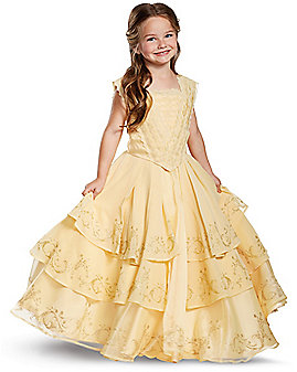 Kids Belle Costume The Signature Collection - Beauty and the Beast Movie