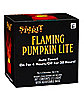Flaming Pumpkin Lite