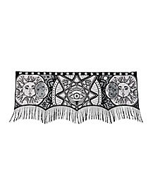 Fringed Tarot Valance - Decorations
