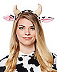 Cow Ear Headband