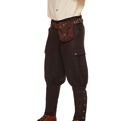 Steampunk Pants Mens Steampunk Belt $19.99 AT vintagedancer.com