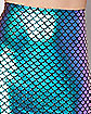 Adult Scaled Iridescent Mermaid Skirt