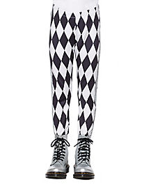 Kids Mad Hatter Leggings
