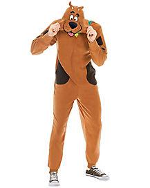 Adult Scooby Doo Union Suit