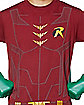 Robin Cape T-Shirt - DC Comics