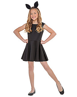 Tween Dancing Girl Emoji Costume