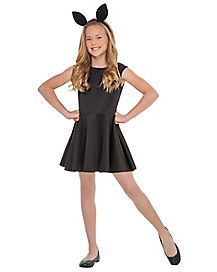 Kids Dancing Girl Emoji Costume