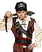 Kids Swashbuckler Pirate Costume