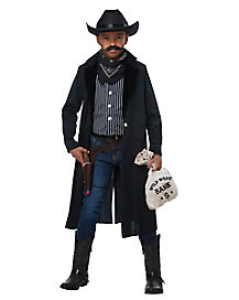Kids Wild West Sheriff Costume
