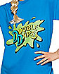 Adult Blue Contestant Costume - Double Dare