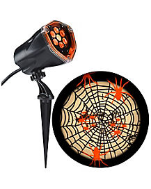 Spider Web LED Light Show Projector