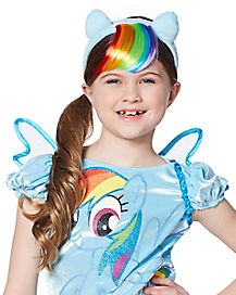 Rainbow Bangs Headband - My Little Pony