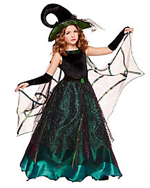 Kids Witch Costume - The Signature Collection